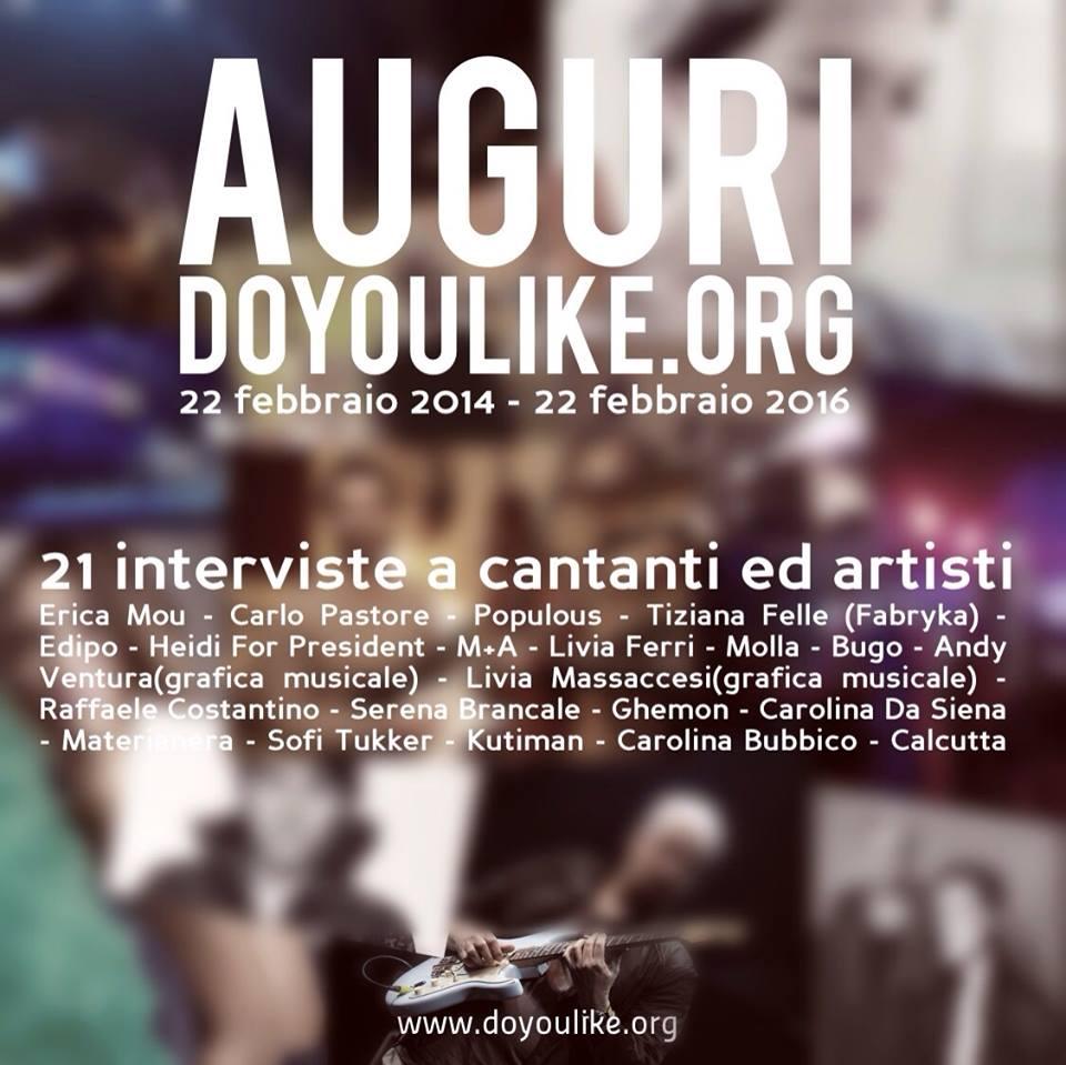 Doyoulike Org Magazine Di Musica News Interviste Report